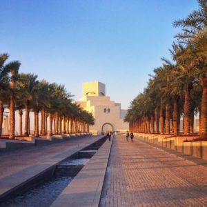 24 Hours in Qatar, a Long Layover in Doha - Museum of Islamic Art