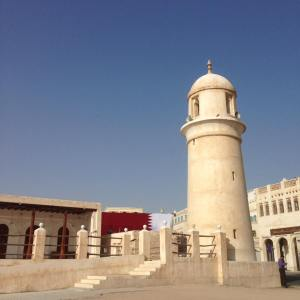 24 Hours in Qatar, A Long Layover in Doha - Souq Waqif