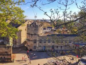 Oxford City - Oxford Dictionary: Peramble