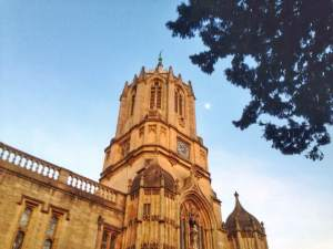 Oxford City - Oxford Dictionary: Oxford