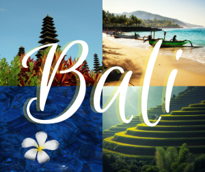 40 blogs in 40 days - Bali