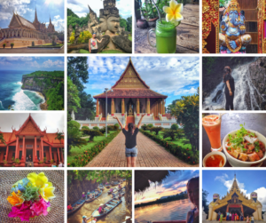 40 blogs in 40 days - Southeast Asia