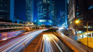 Chasing Home: City Lights, Hong Kong