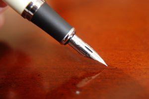 Blog Number 40 - Writing