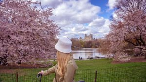 Blog Number 40 - Easter in NY
