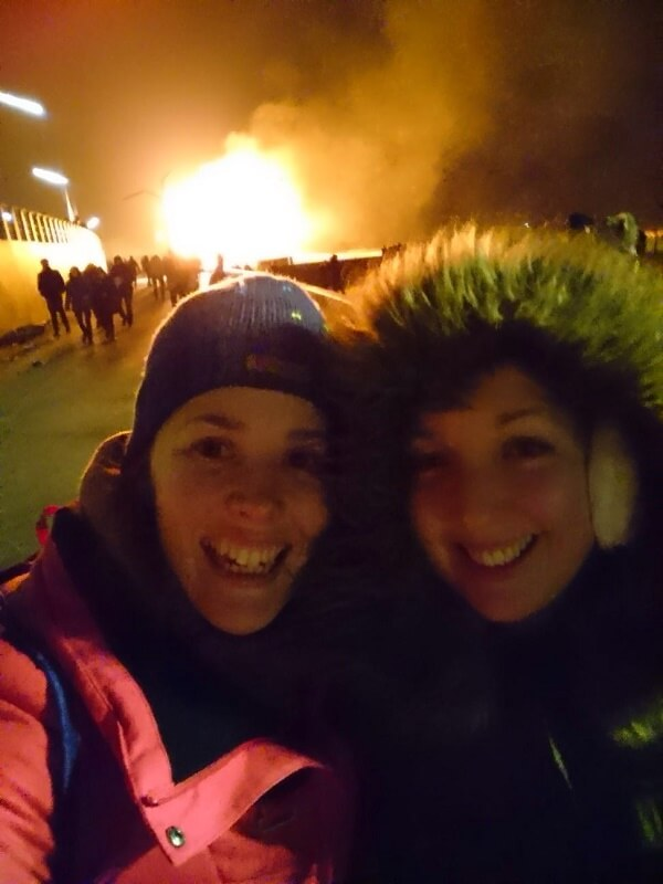 New Year's Eve in the Netherlands | Dodging Fireworks in ...