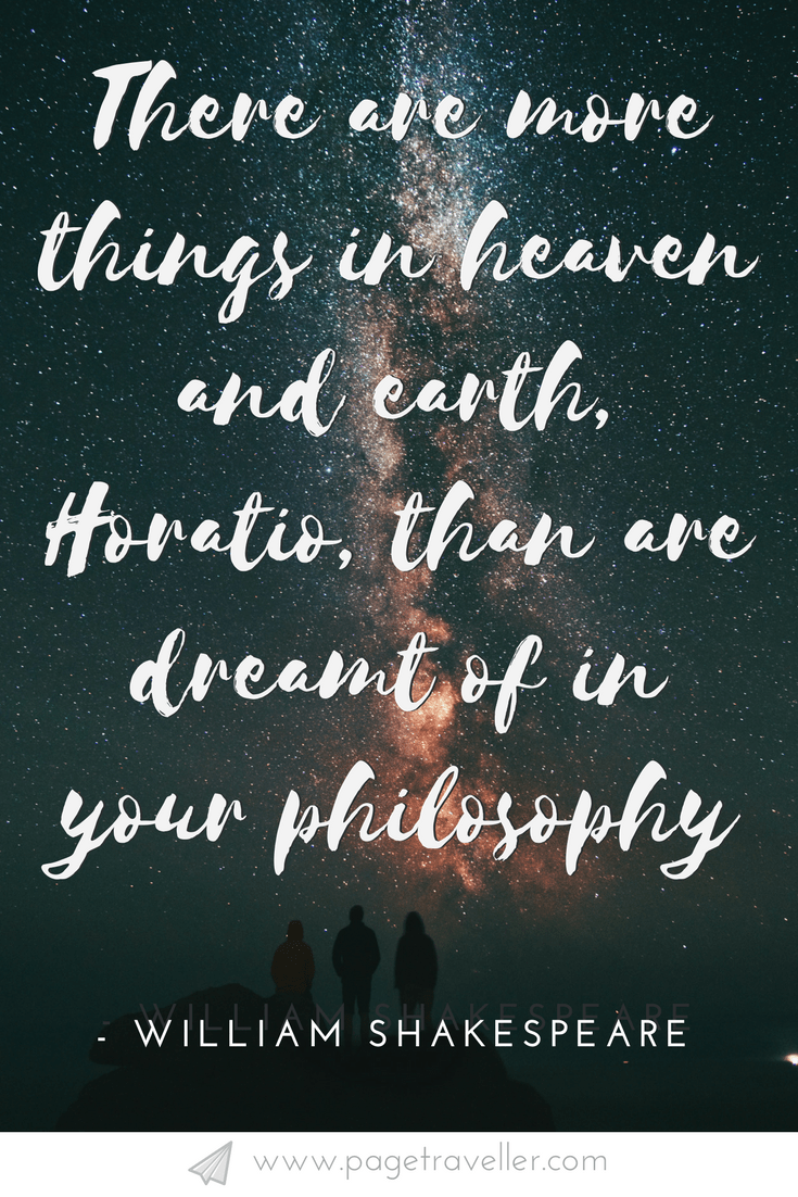 17 Best Shakespeare Quotes About Travel That Will Inspire You