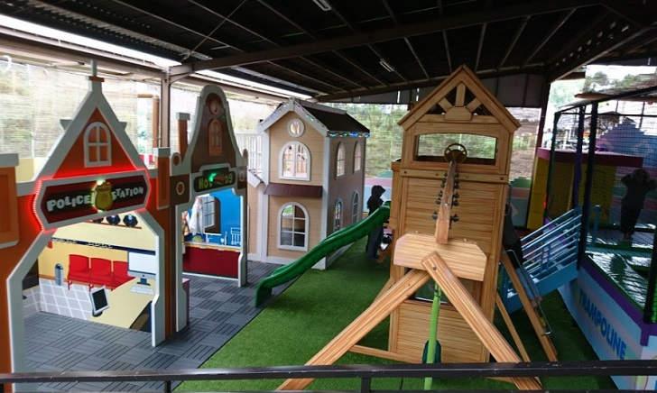 Driam Riverside Area Bermain Anak