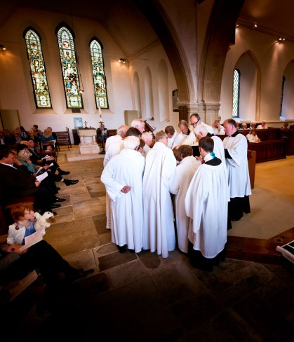 Jo's ordination to the priesthood