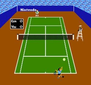 nintendo tenis