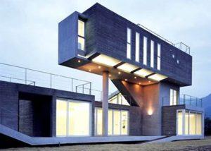 Rumah Mewah Won Bin
