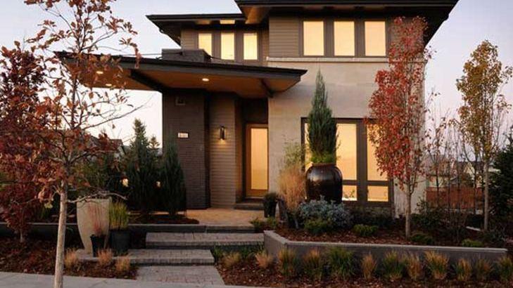 Karakteristik rumah modern dan minimalis