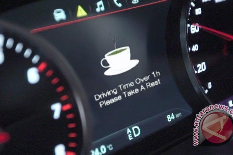 Fitur Driver Attention Untuk Keselamatan Berkendara
