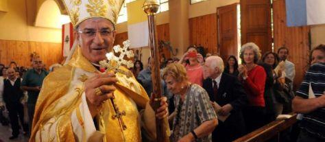 El patriarca de Antioquía y de Oriente, en la sede maronita provincial, ubicada en Godoy Cruz, recordó el centenario de la Misión Libanesa en Mendoza