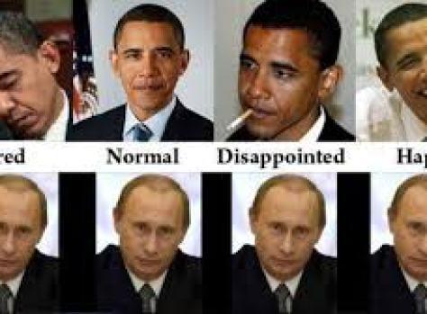 Obama y el factor Putin