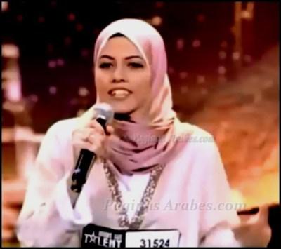 Mayam Mahmoud, la rapera del hijab