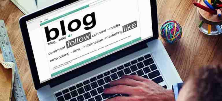 crear un blog gratis en español