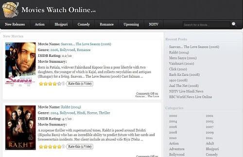 MoviesWatchOnline ver pelicula gratis