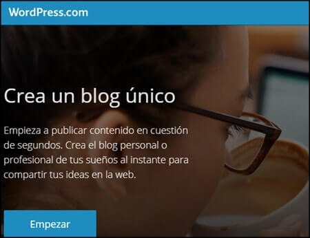 lanzar website con wordpress