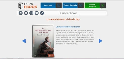 descarga ebooks espaebook