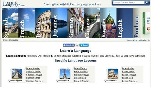 learn a language aprende idiomas gratis