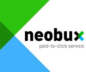 Neobux Logo paginas para ganar dolares rapido