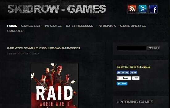 skidrow-games paginas de juegos