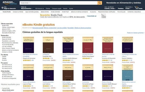 Amazon Libros libros on line gratis