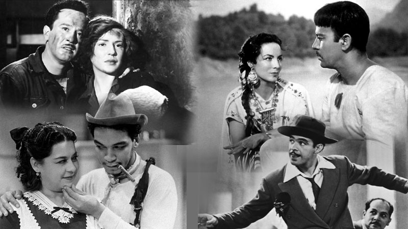 Epoca del cine de oro mexicano