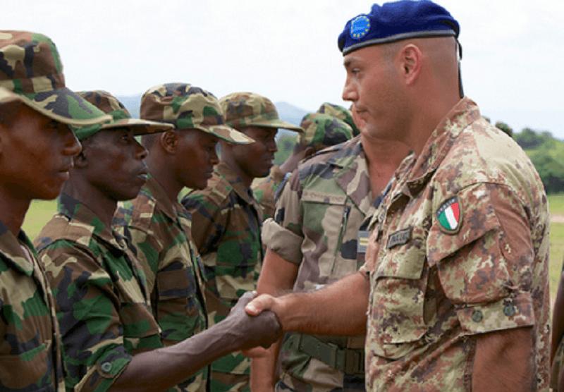 AFRICA. L'Italia addestra le milizie paramilitari e l'ONU ne ignora la pericolosità