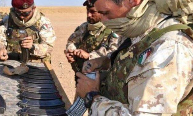 ARMI. L'Italia le dona al Niger obsolete e deteriorate
