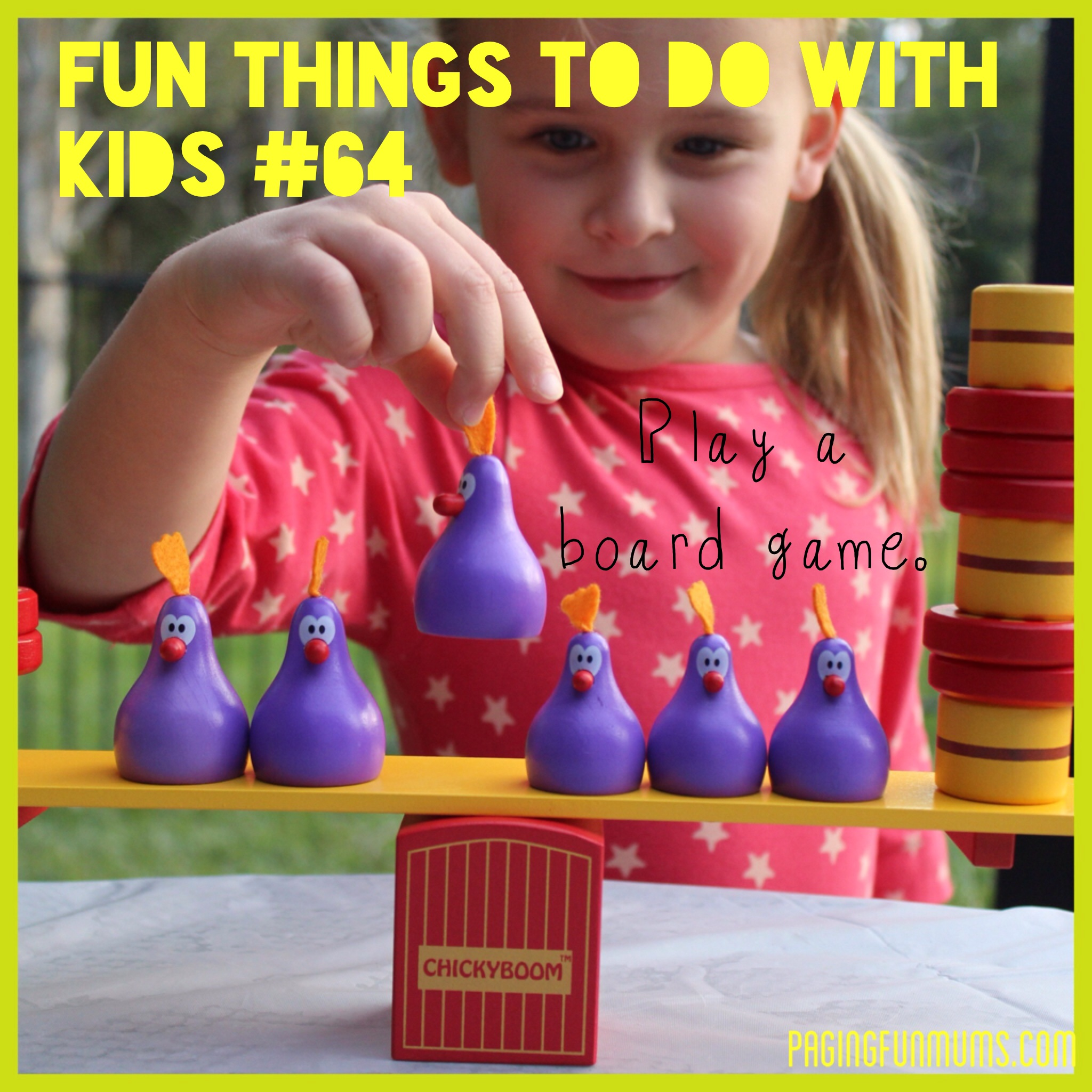 101 Fun things to Do With Kids64