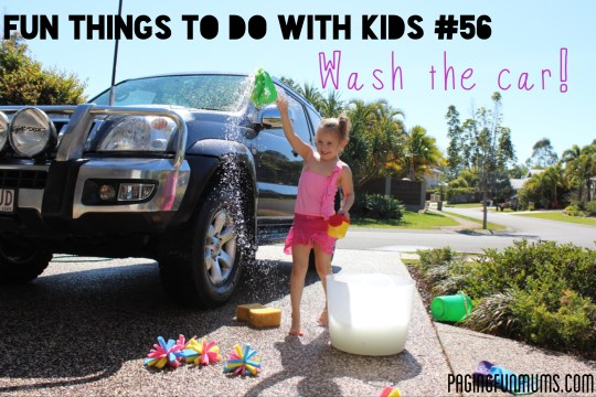 101 Fun Things to do with kids!
