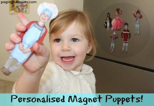 Magnet Puppets