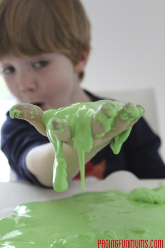 Make your own Goo!