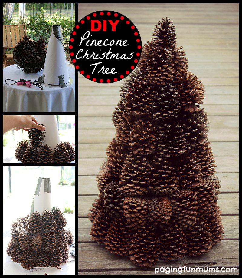 Christmas Craft Centerpieces