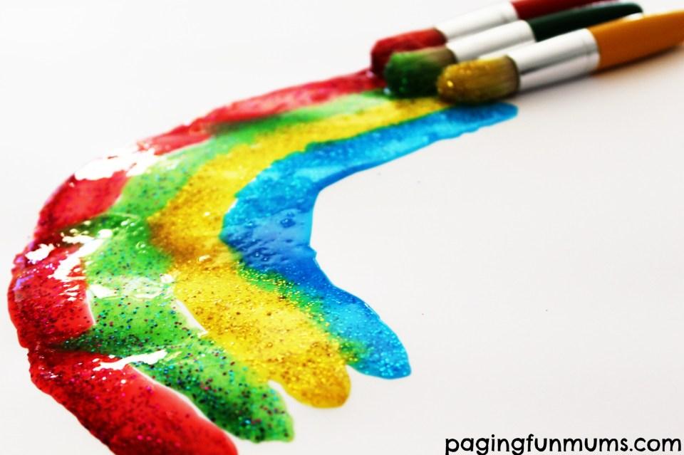 Sparkle Paint