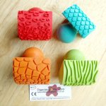 Patterned Playdough Printers