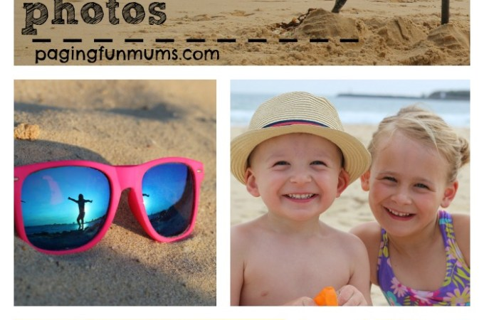 5 ways to capture FUN vacation photos with your family