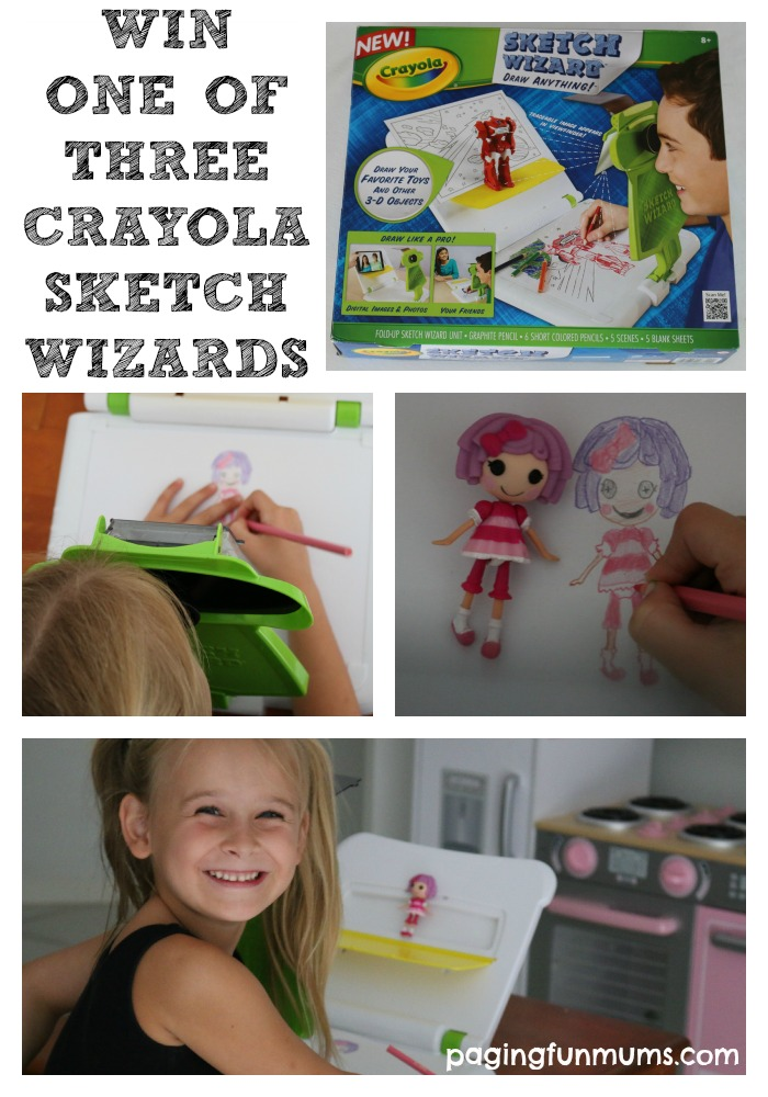 Crayola Sketch Wizard - FUN way to learn to sketch!