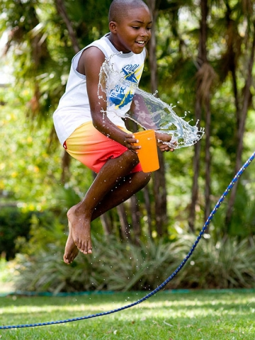 Water Jump Rope