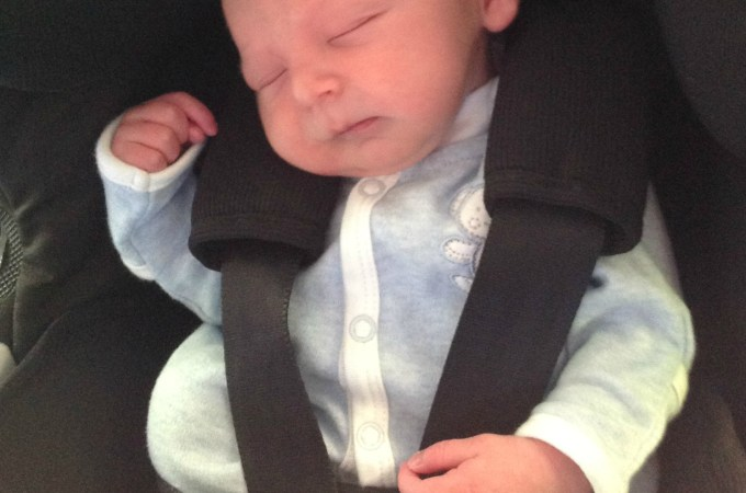 The day my baby nearly died in his car seat.