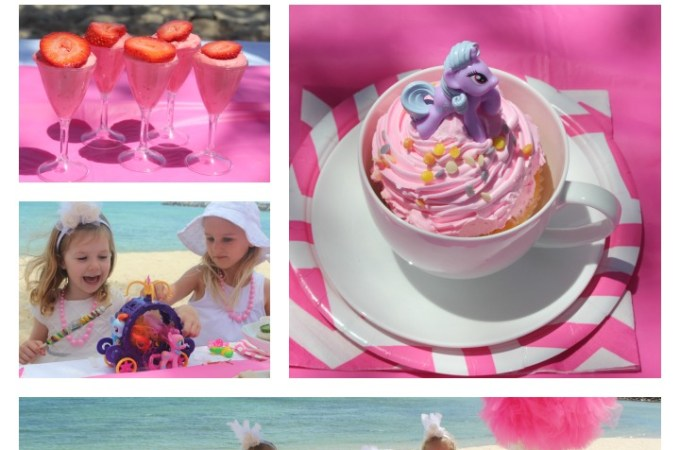 How to host a My Little Pony High Tea