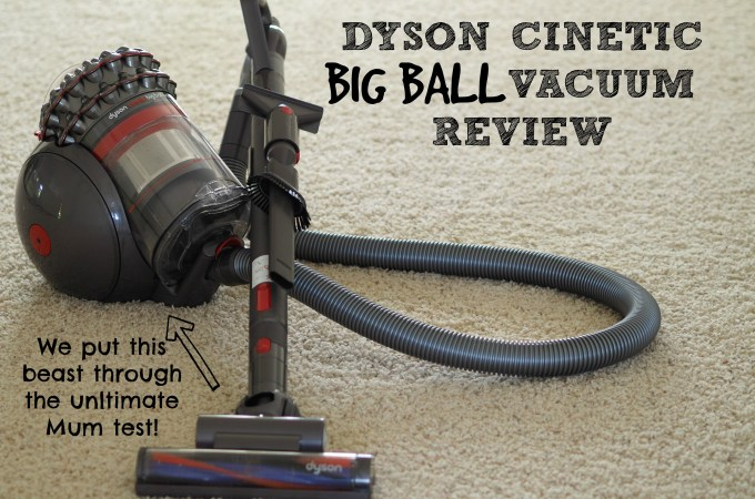 Dyson Cinetic Ball Vacuum Review by Real Mums!
