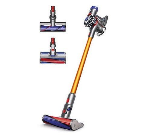 Our Review of the Dyson V8 Absolute Cord-Free Vacuum