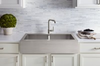 Best Farmhouse Sinks - How to Choose an Apron Front Sink ...