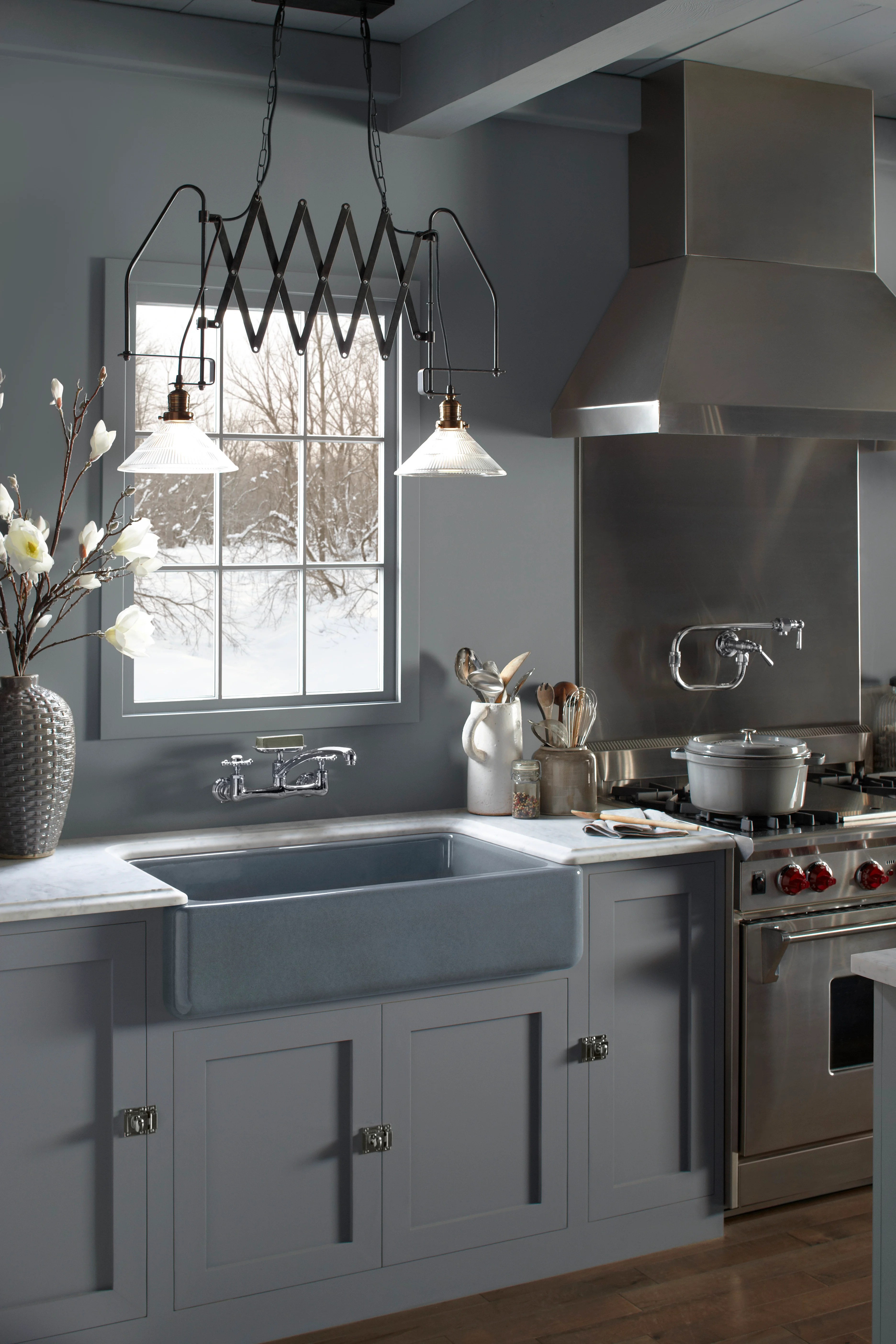 home depot kitchen sinks stainless steel chairs for heavy people best farmhouse - how to choose an apron front sink ...