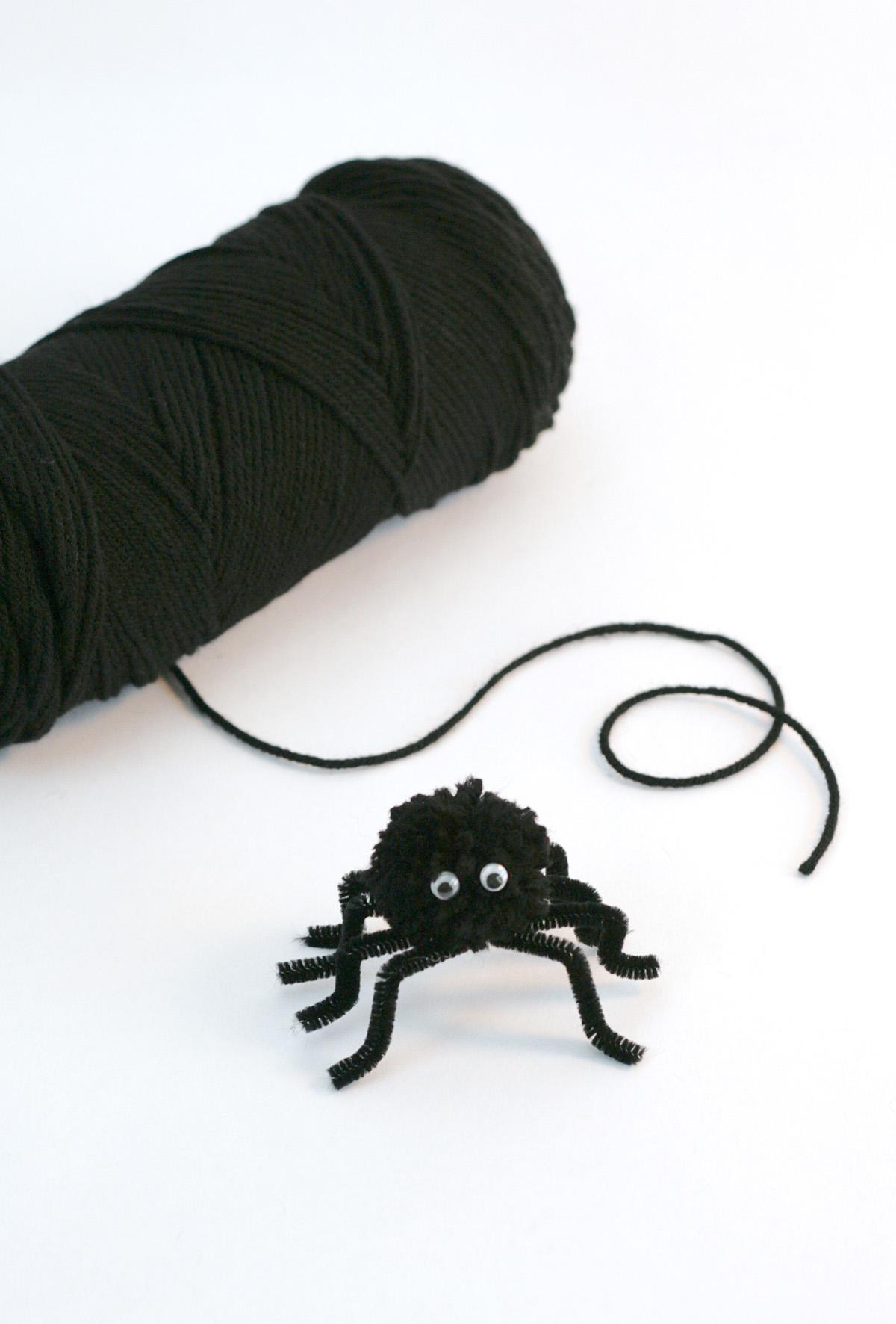 Easy Spider Craft Ideas