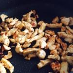 Piept de pui prăjit pentru shaorma de casă