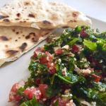 Salată tabbouleh sau salată de pătrunjel
